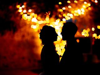 Le nozze di Jennifer e Stefano