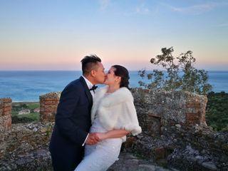 Le nozze di Luisa e Quirino