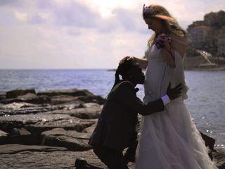 Le nozze di Clelia e David