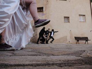 Le nozze di Clelia e David  3