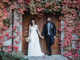 Le nozze di Rossana e Nicola