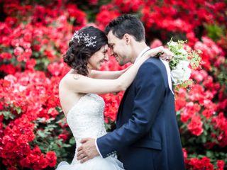 Le nozze di Camilla e Damiano
