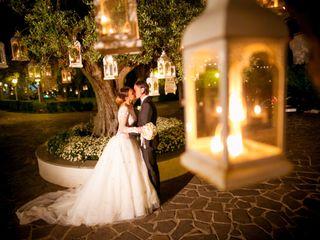 Le nozze di Stefania e Giampiero
