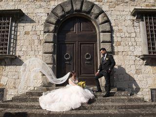 Le nozze di Carlotta e Stefano