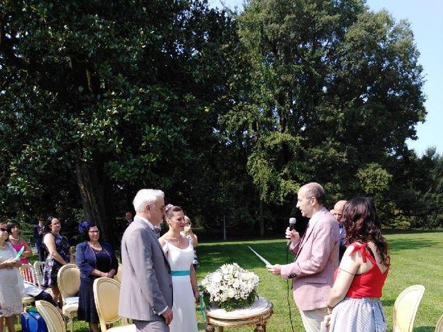 Il matrimonio di Fabio e Francesca  a Agrate Brianza, Monza e Brianza 5