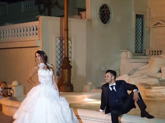Il matrimonio di Davide  e Jlenia a Anzio, Roma 1