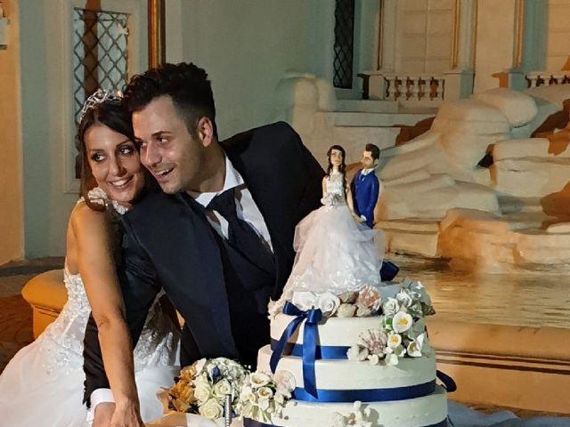 Il matrimonio di Davide  e Jlenia a Anzio, Roma 2
