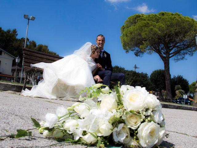 Il matrimonio di Francesco e Linda a Viareggio, Lucca 1