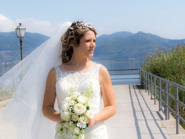 Il matrimonio di Francesco e Linda a Viareggio, Lucca 10