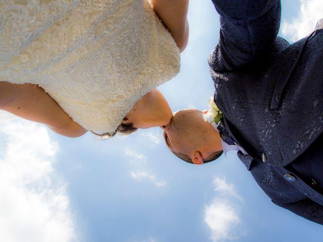 Il matrimonio di Francesco e Linda a Viareggio, Lucca 11