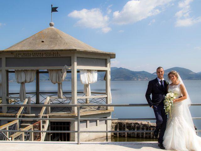 Il matrimonio di Francesco e Linda a Viareggio, Lucca 12