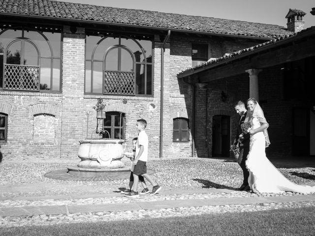 Il matrimonio di Alessandro e Margherita a Certosa di Pavia, Pavia 12