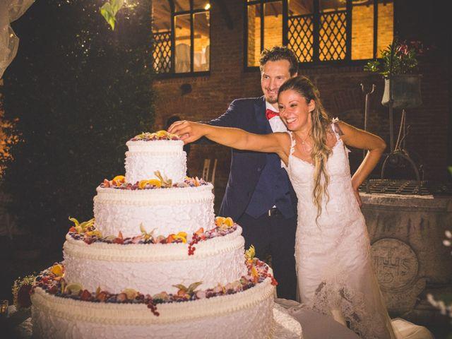 Il matrimonio di Alessandro e Margherita a Certosa di Pavia, Pavia 44