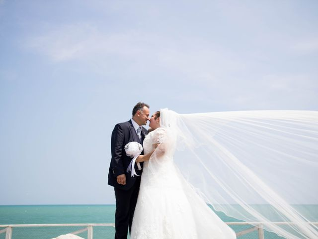 Le nozze di Mayra e Samuele