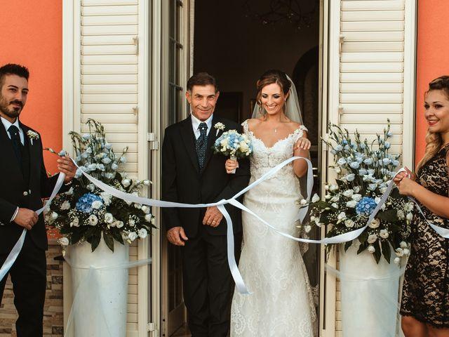 Il matrimonio di Alessandro e Sara a Copertino, Lecce 10