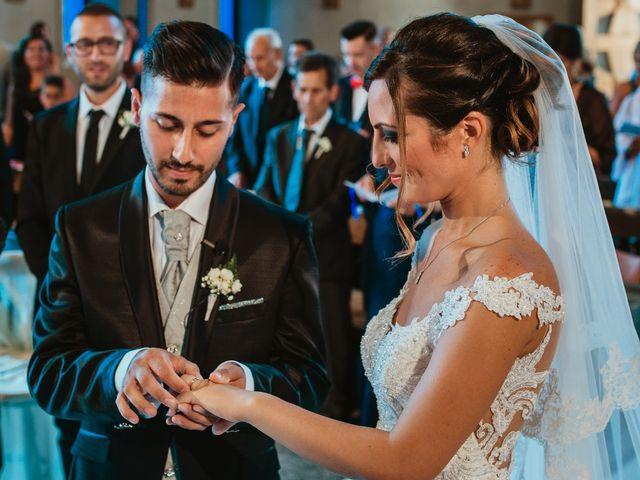 Il matrimonio di Alessandro e Sara a Copertino, Lecce 17