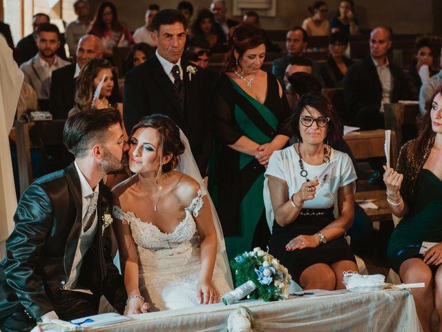 Il matrimonio di Alessandro e Sara a Copertino, Lecce 20