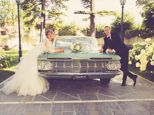 Le nozze di Fabiana e Jacopo