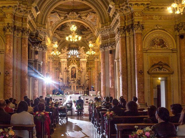 Il matrimonio di Valter e Arianna a Carpenedolo, Brescia 39