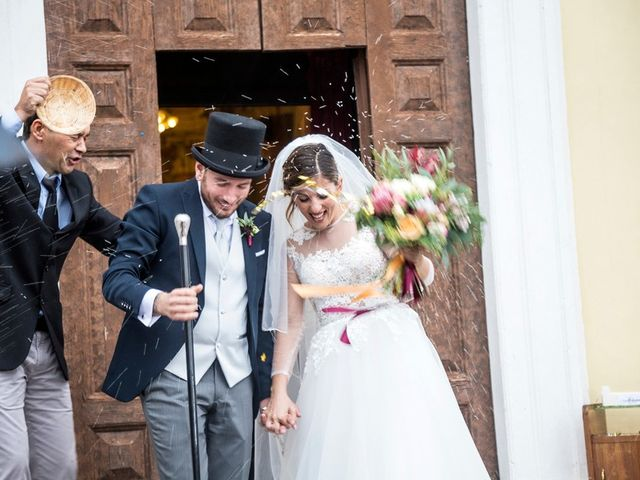Il matrimonio di Valter e Arianna a Carpenedolo, Brescia 53