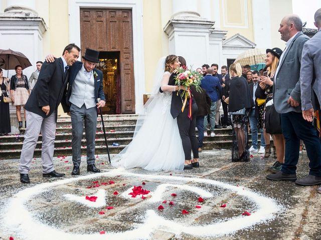 Il matrimonio di Valter e Arianna a Carpenedolo, Brescia 54