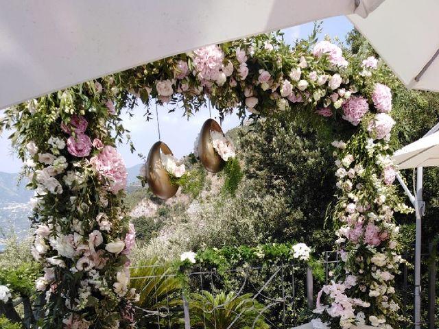 Il matrimonio di Fabio e Rossella  a Maiori, Salerno 3