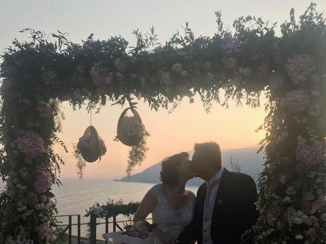Il matrimonio di Fabio e Rossella  a Maiori, Salerno 4