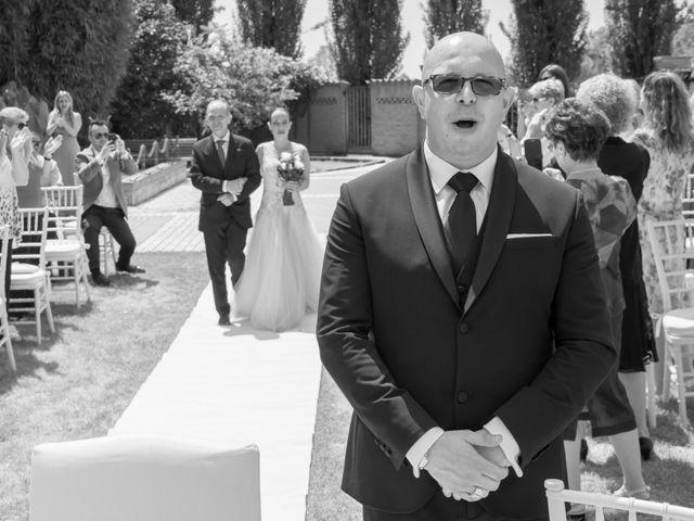 Il matrimonio di Sergio e Cristina a Treviglio, Bergamo 19