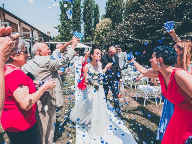 Il matrimonio di Sergio e Cristina a Treviglio, Bergamo 25