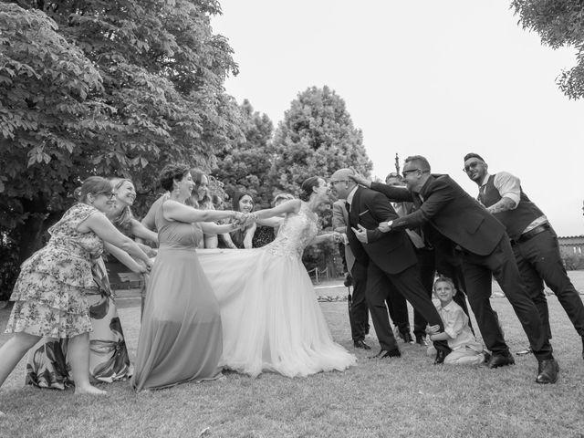 Il matrimonio di Sergio e Cristina a Treviglio, Bergamo 34