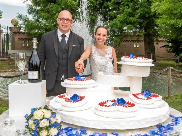 Il matrimonio di Sergio e Cristina a Treviglio, Bergamo 43