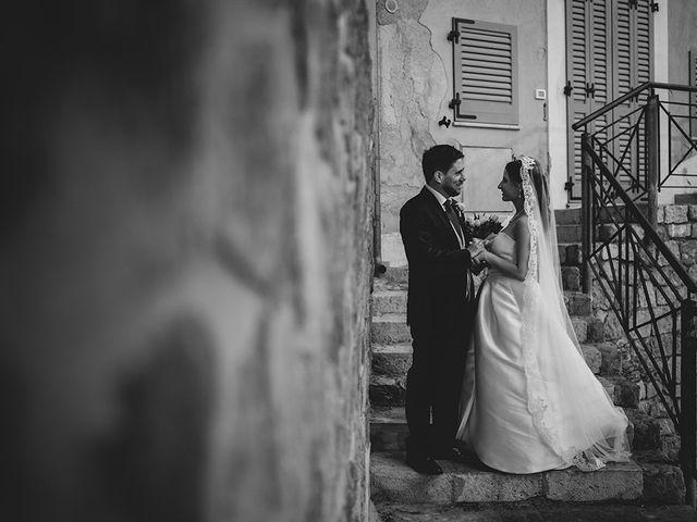 Le nozze di Giuliana e Giuseppe