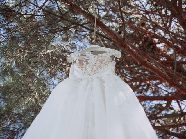 Il matrimonio di Chiara e Giuseppe a Caccamo, Palermo 1