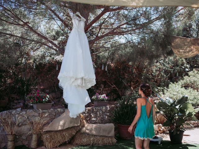 Il matrimonio di Chiara e Giuseppe a Caccamo, Palermo 3