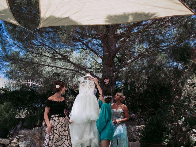 Il matrimonio di Chiara e Giuseppe a Caccamo, Palermo 12