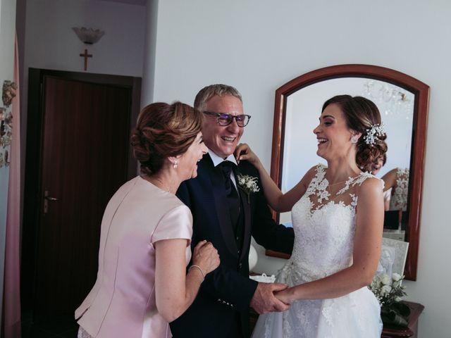 Il matrimonio di Chiara e Giuseppe a Caccamo, Palermo 15