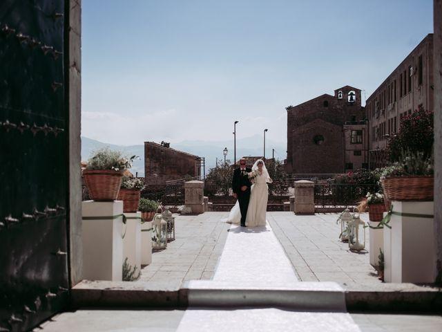 Il matrimonio di Chiara e Giuseppe a Caccamo, Palermo 27