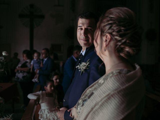 Il matrimonio di Chiara e Giuseppe a Caccamo, Palermo 28