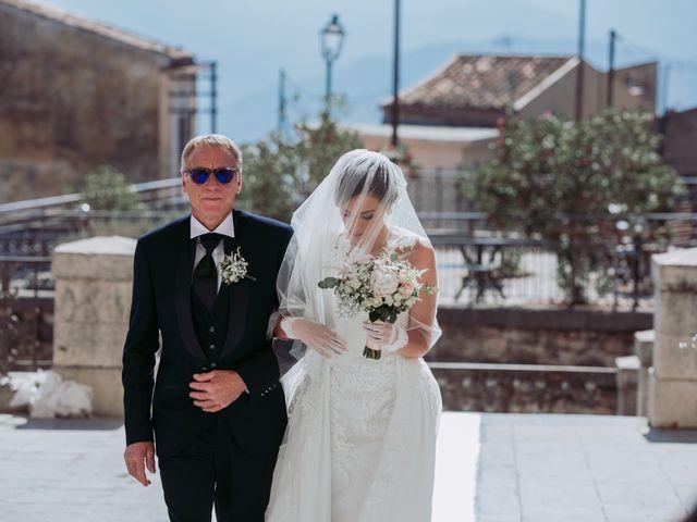 Il matrimonio di Chiara e Giuseppe a Caccamo, Palermo 29