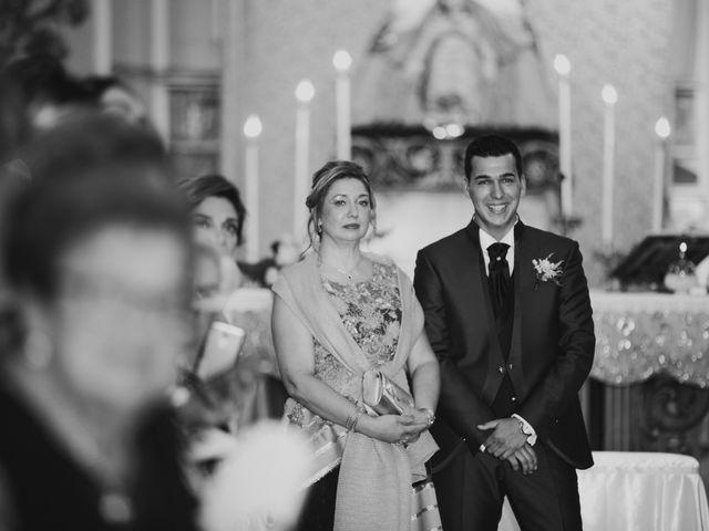 Il matrimonio di Chiara e Giuseppe a Caccamo, Palermo 30
