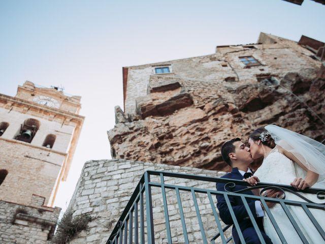 Il matrimonio di Chiara e Giuseppe a Caccamo, Palermo 2
