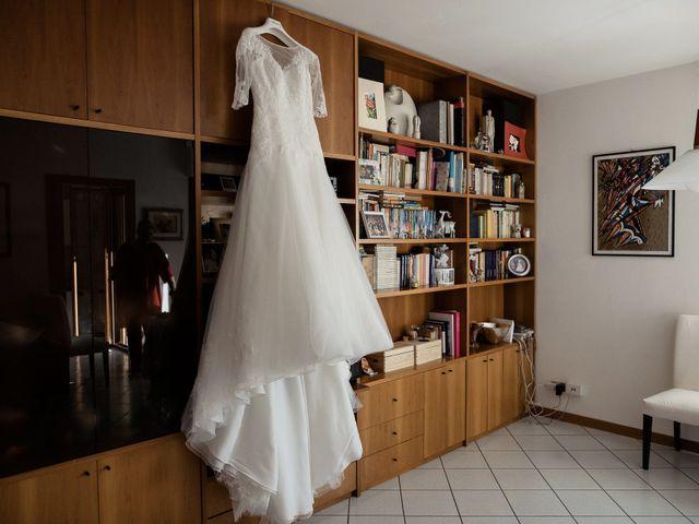 Il matrimonio di Marco e Ester a Chiaravalle, Ancona 8