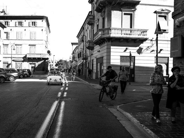 Il matrimonio di Marco e Ester a Chiaravalle, Ancona 16