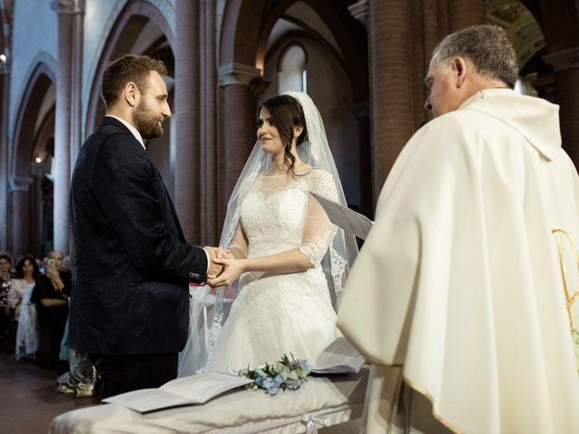 Il matrimonio di Marco e Ester a Chiaravalle, Ancona 18
