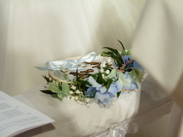 Il matrimonio di Marco e Ester a Chiaravalle, Ancona 19