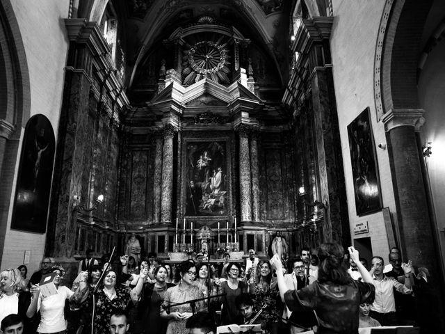 Il matrimonio di Marco e Ester a Chiaravalle, Ancona 20