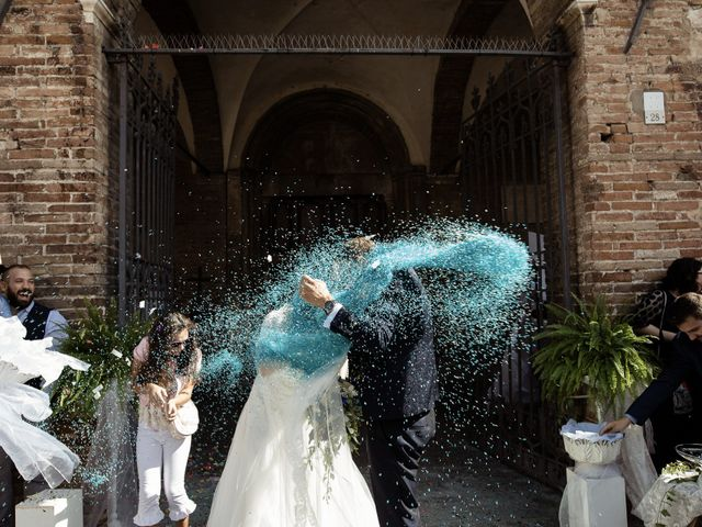 Il matrimonio di Marco e Ester a Chiaravalle, Ancona 23