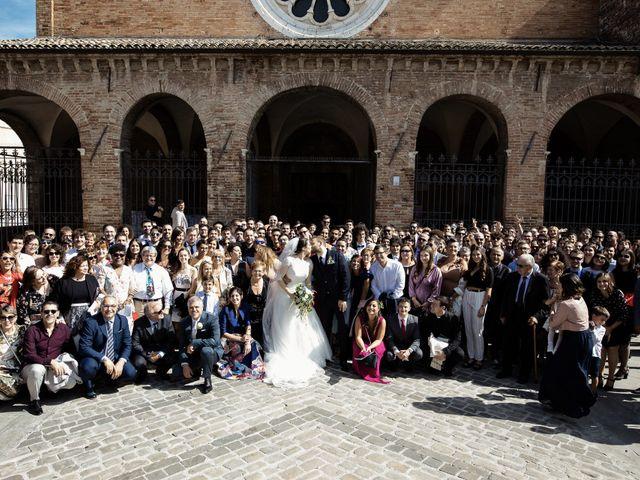 Il matrimonio di Marco e Ester a Chiaravalle, Ancona 25