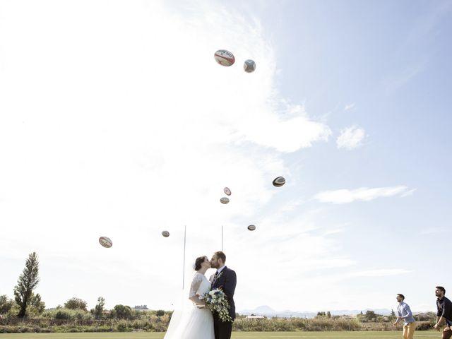 Il matrimonio di Marco e Ester a Chiaravalle, Ancona 2
