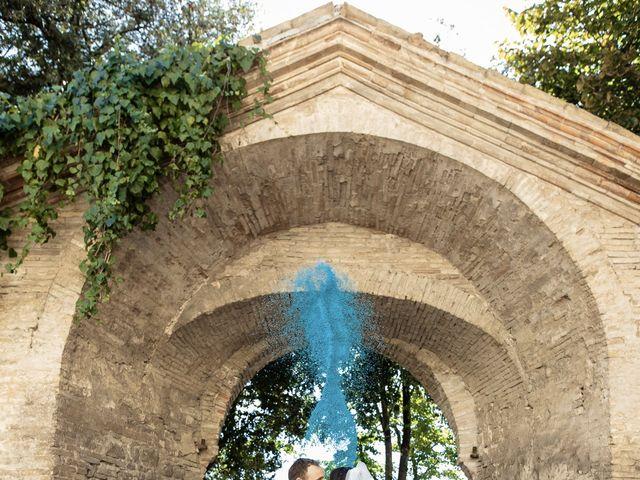 Il matrimonio di Marco e Ester a Chiaravalle, Ancona 30